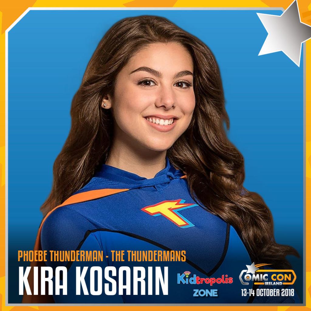Kira kosarin phoebe thunderman